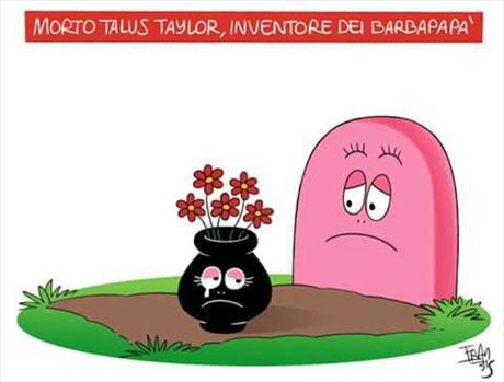 Des dessins en hommage au papa des Barbapapa
