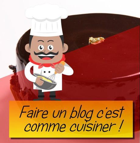 faire un blog cuisine