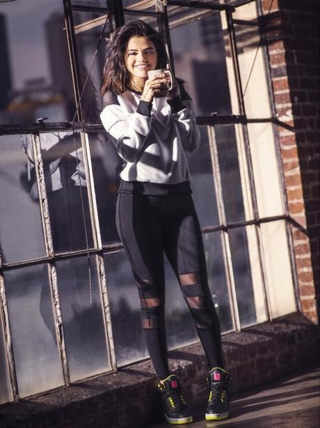 Adidas X Selena Gomez Collection NEO Label printemps/été 2015