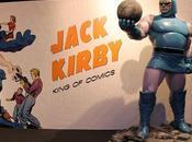 Angoulême 2015 Exposition Jack Kirby, super-créateur