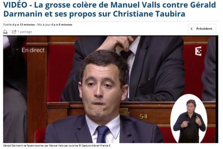 #Darmanin, l'extrême-droite incarnée au coeur même de l'#UMP