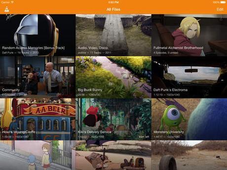 VLC-iPad