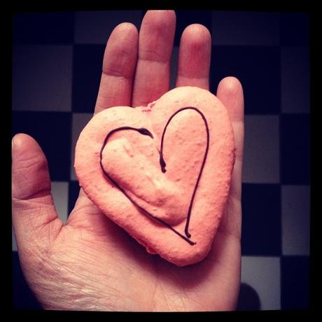 Souvenir de St Valentin (25 février)