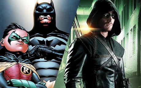 Arrow : Damian Wayne, le fils de Batman en méchant dans la saison 4 ?