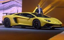 Lamborghini Aventador LP-750 SV : le retour de la bête