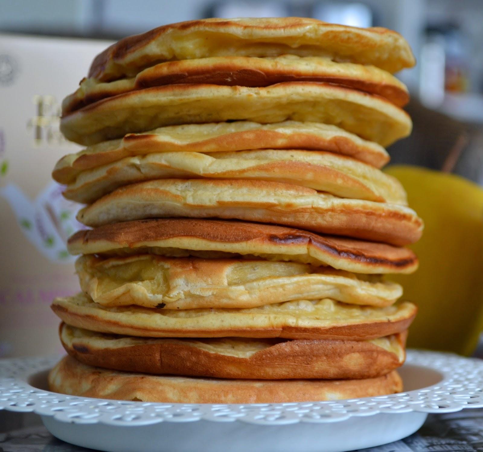 Parfait Aux Pommes Et Au Sirop D érable: Pancakes Pommes/ Sirop D'érable