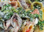 Pâtes chou frisé poivrons Kale Pepper Pasta