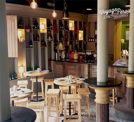 Isolina, taverne moderne à Lima