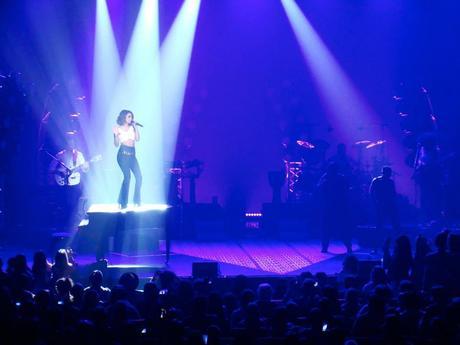 TAL au Cirque Royal - Bruxelles, le 3 mars 2015