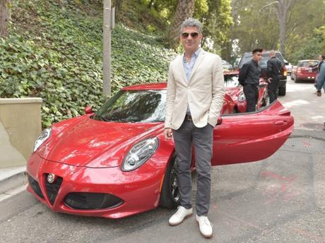 Vanity Fair & Alfa Romeo #alfaromeo