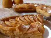 Tarte pommes crème pâtissière (Vegan)