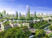 Paris redessiné, dépollué, Paris... 2050. projet bluffant