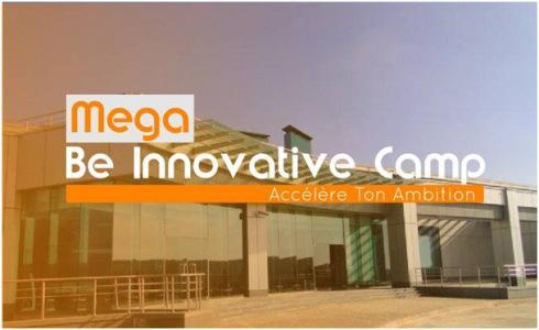 Ouverture des inscriptions pour le MEGA Be Innovative Camp du cyberparc de Sidi Abdallah