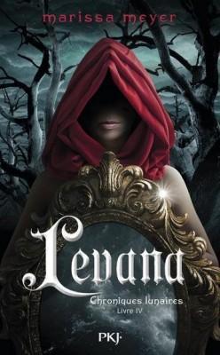 Couverture VO / couverture française ; Levana