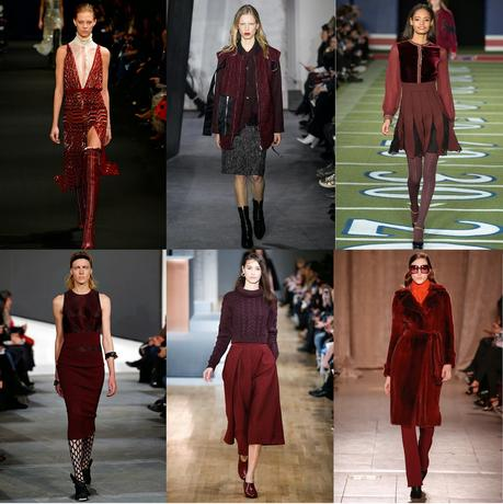 New york fashion week automne hiver 2015 2016 paperblog Fashion style girl hiver 2015