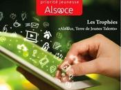 Trophées Alsace, Terre Jeunes Talents 2014 Florent Petitdemange, créateur l'entreprise «Graine d'avenir l'honneur