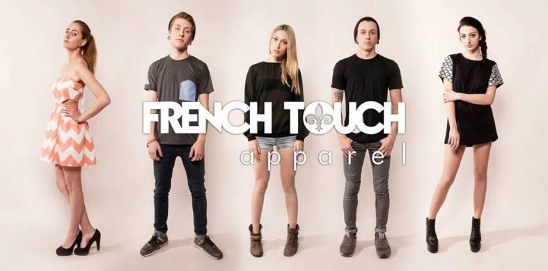 French Touch Apparel, un style rock et urbain !