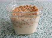 yaourts maison 100% soja avec lait crumble protéines (sans sucre, diététique végan)