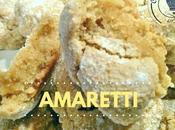Amaretti Pâte pistache maison