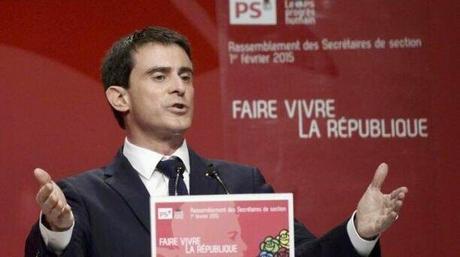 Marc Antoine Jamet relaie le message de Manuel Valls sur la défense de la ruralité