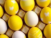 Teinter oeufs pour Pâques