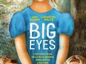 CINEMA: Eyes (2014), Burton nous fait l'œil Burton's wink