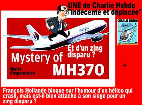 SATIRE - Je suis Charlie Hollande - La Chute