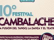 nouvelle édition festival Cambalache l'affiche]