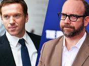 Showtime commande série Billions avec Damian Lewis (Homeland) Paul Giamatti