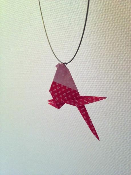 [DIY] Bird on the wire
