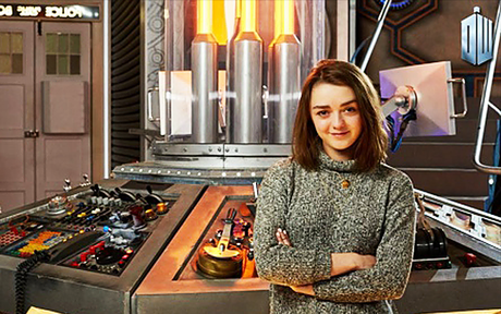 Doctor Who : Maisie Williams (Game of Thrones) dans la saison 9 !