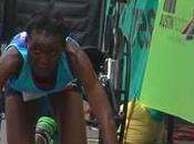 Hyvon Ngetich donne lecon courage Marathon d'Austin