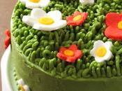 Layer Cake Printanier Citron-Pavot