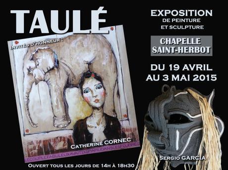 SCULPTURE - PEINTURE - AQUARELLE : DOMINIQUE BEUZRICHE, CATHERINE CORNEC, MICHèLE GUYOMARCH, ...