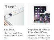 Apple Store reprise smartphones Android enfin proposée