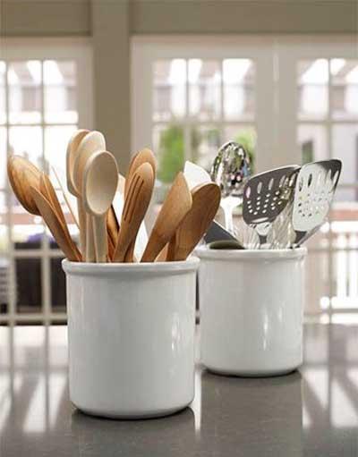Rangement cuisine 10 solutions pratiques pour organiser for Rangement ustensiles cuisine