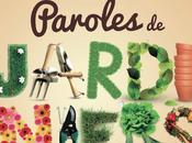 Paroles jardiniers juin 2014