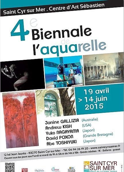 Affiche Saint-Cyr sur Mer