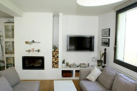 Visite d co une jolie petite maison r nov e dans le sud - Decoration maison petite surface ...