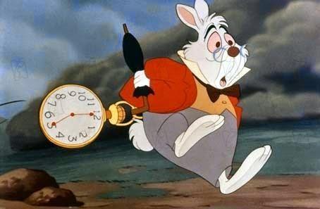 Top5 personnages d 39 alice au pays des merveilles paperblog - Montre lapin alice au pays des merveilles ...