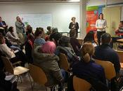 Focus Cafés Projets Entreprendre féminin Mars 2015 StartHop CitésLab