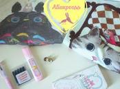 Quelques achats Mignons chez Aliexpress Mode Accessoires.
