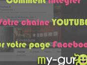 Ajouter onglet Youtube votre page Facebook