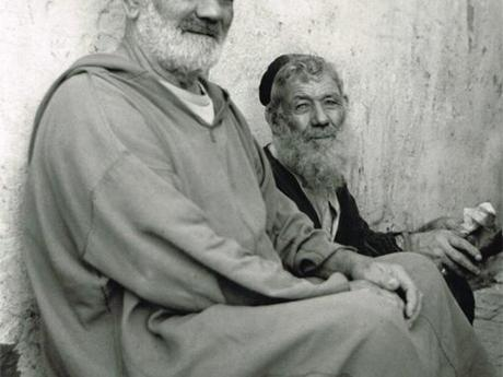 Impressions Marocaines - Le Mellah - 1926