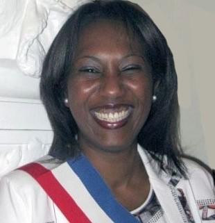 Yèbles élit maire, une femme d'origine africaine