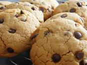 Cookies beurre cacahuète pépites chocolat