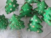 Macarons Sapin Noël
