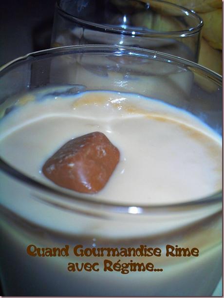 Crème aux carambars cub's