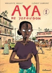 Rencontre avec Marguerite Abouet, auteure d'Aya de Yopougon