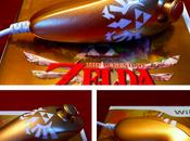 Nunchuk Zelda